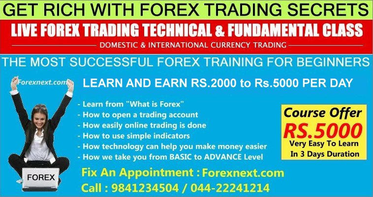 Online share trading jobs in chennai